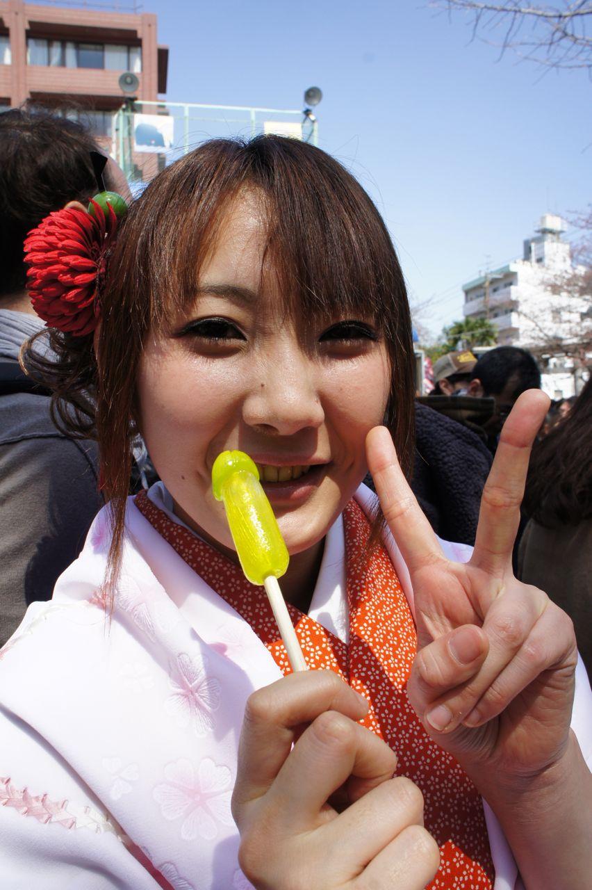 Orang Jepang Menyembah Penis?