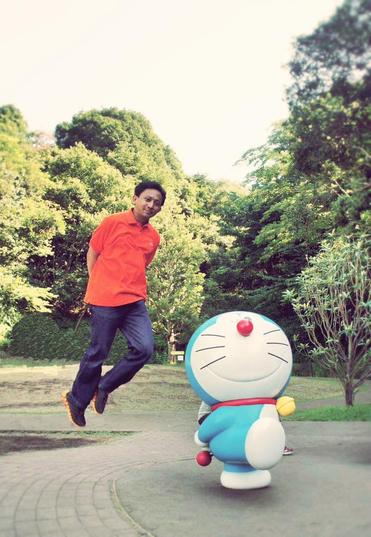 Bertemu Doraemon Di Jepang – Life Is A Journey