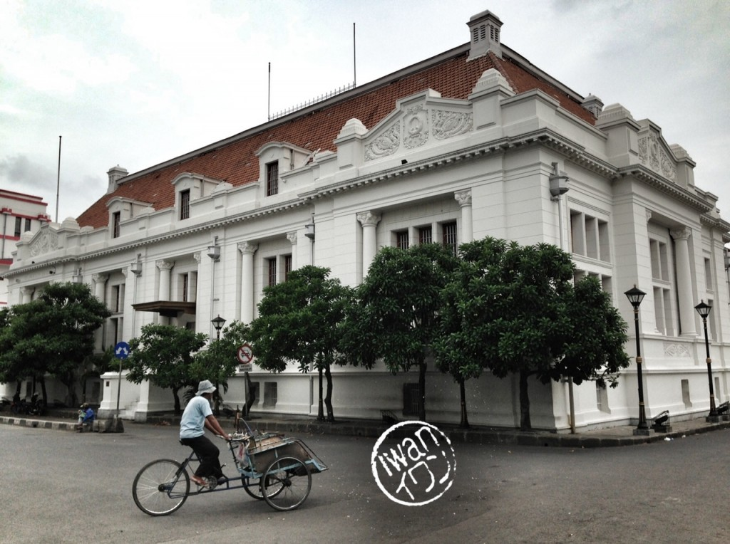 Gedung BI eks De Javasche Bank, Surabaya 