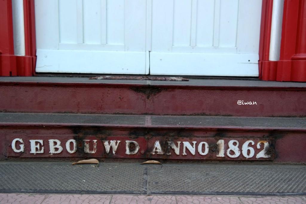 Dibangun pada tahun 1862 / photo junanto with samsung NX300