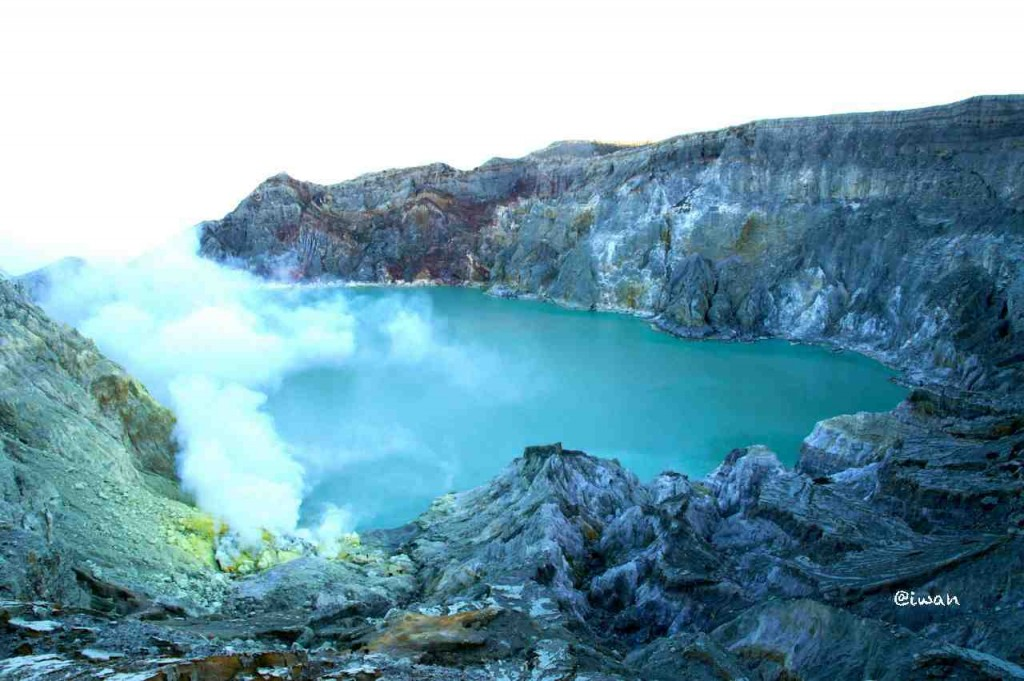 Eksotisme Kawah Ijen / photo junanto