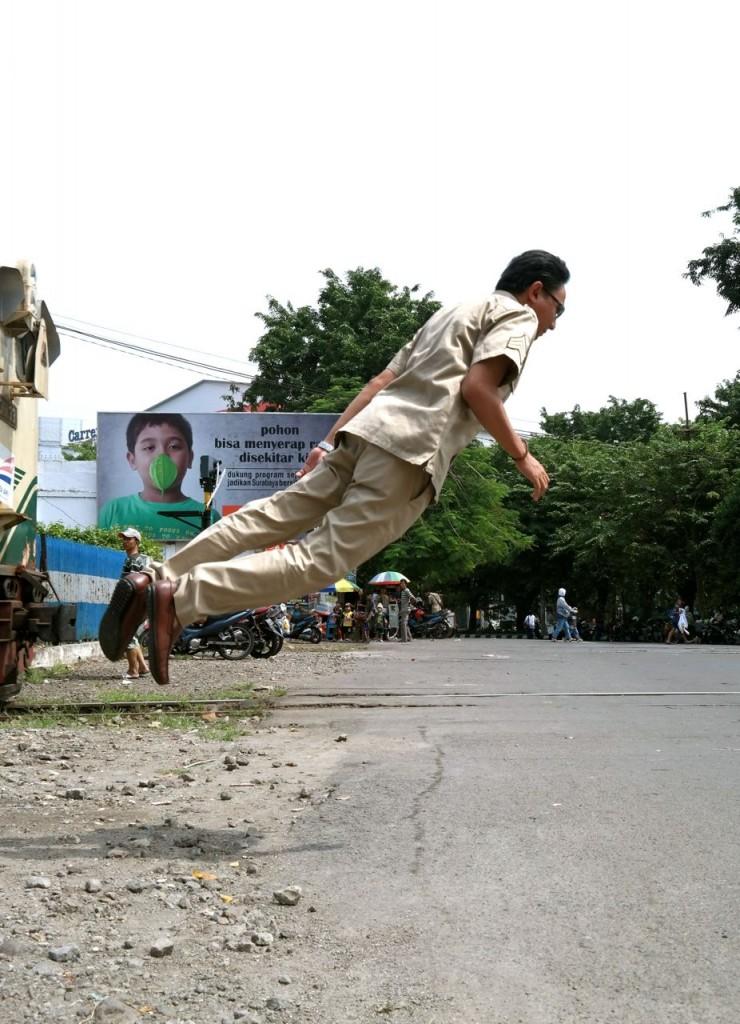 Railway Levitation