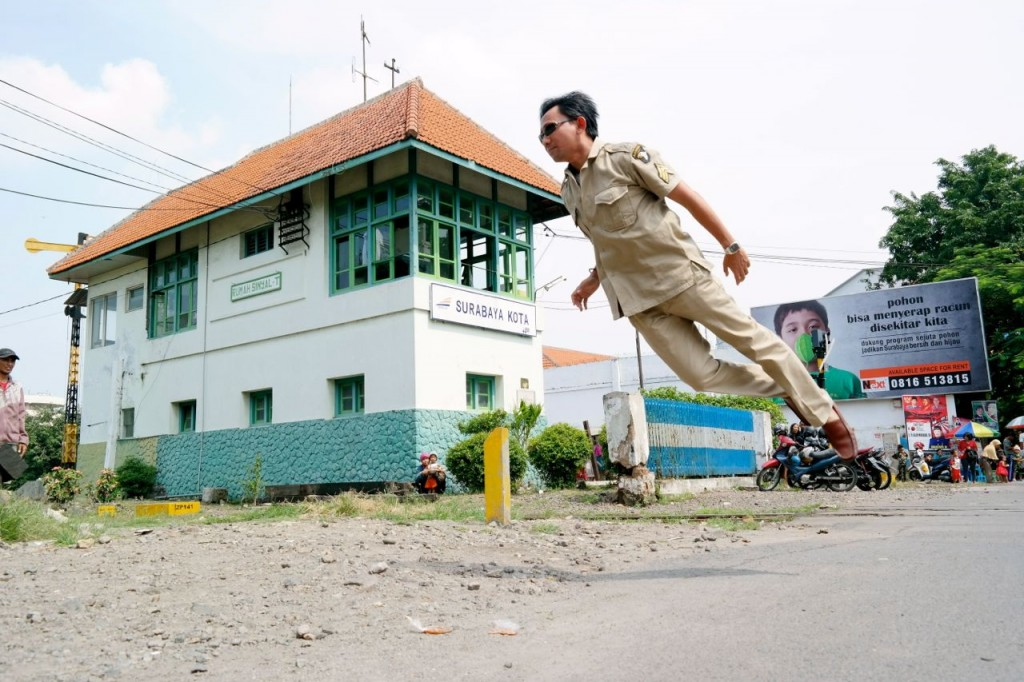 Seinhuiss, Signal House Levitation