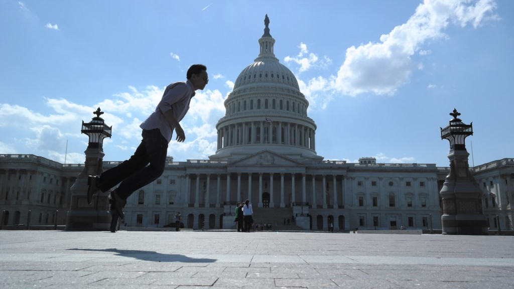 The Capitol Hill Levitation