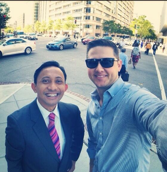 Meet Cale, new friend from instagram, in Washington DC
