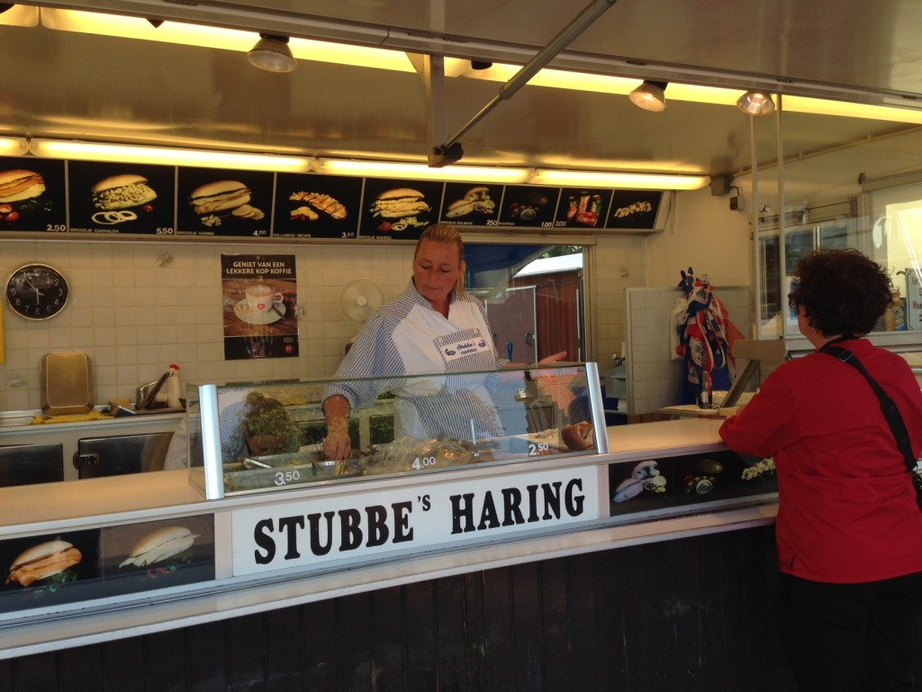 Kedai Haring Favorit Saya, Stubbe's Haring / photo junanto