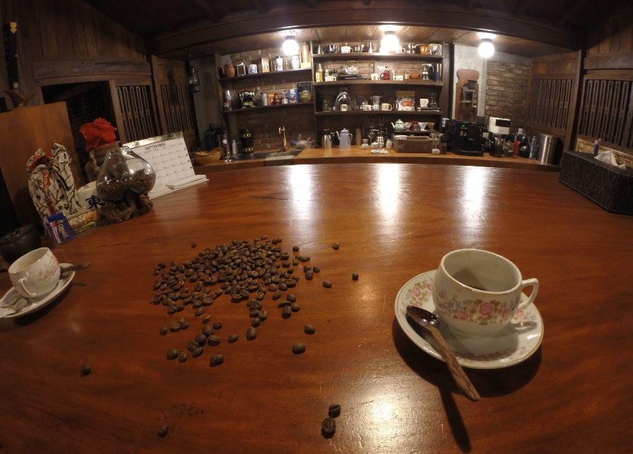 keharuman biji kopi banyuwangi