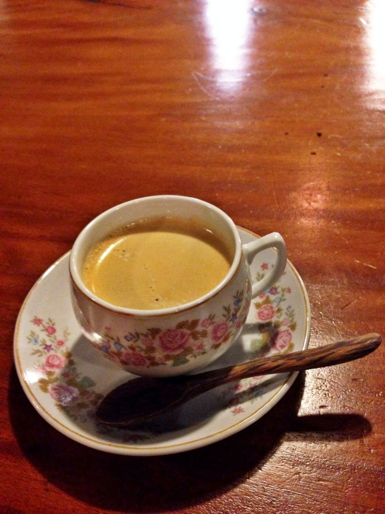 kopi terlezat, kopai osing